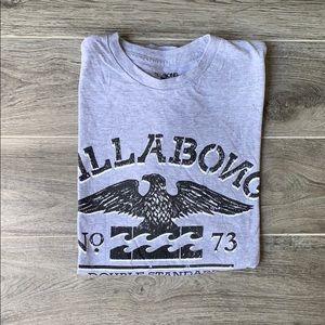 Men's Billabong Short Sleeve Shirt Large L